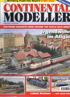 CONTINENTAL MODELLER MAGAZINES