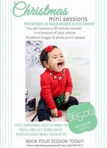 Nikki Francis Photography: Now booking sessions!  Cambridge Kitchener Area image 1
