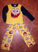 Boys Pyjamas-Size 8 but small (Equiv to Size 6)