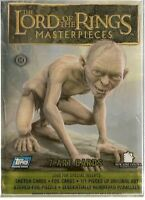 2006 Topps Lord of the Rings Masterpieces Card Set