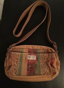 Fossil Original 1954 crossbody patchwork bag
