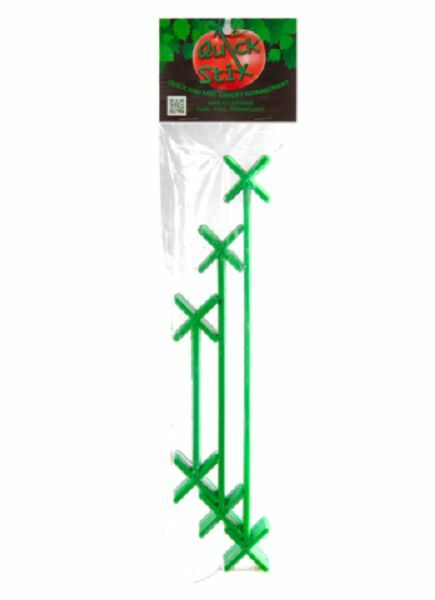 "Quick Stix Plant Help 30pc PACK 6/"" 9/"" 12/"" CANOPY Management Plant Support SAVE"