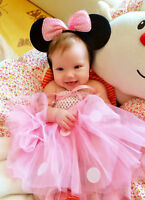 ✿✿Minnie mouse Tutu dressset ✿✿baby photo prop✿✿made to order