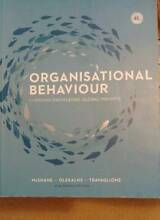 Organisational Behaviour Morningside Brisbane South East Preview
