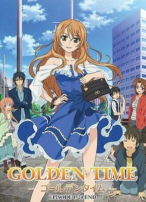 GOLDEN TIME TV | Episodes 01-24 | English Subs | 2 DVDs (SC)