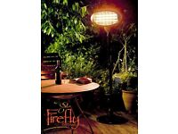 Firefly 2KW Free Standing Patio Heater (Brand New, Unused & Unboxed)