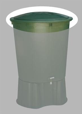 Deckel für Regentonne 210 L rund Farbe grün GARANTIA