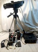 Panasonic Video Camera System (Vintage)