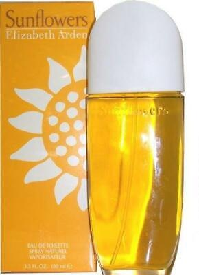SUNFLOWERS by Elizabeth Arden 3.4 oz Spray 3.3 Perfume NEW IN BOX