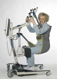 Invacare Electric Sit To Stand Patient Lift RPS Reliant 350