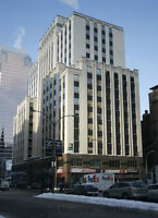 Downtown prime location office