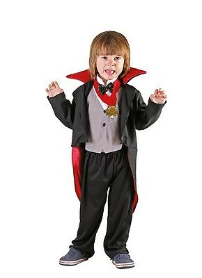 Kinderkostüm Vampir Lord Dracula Kostüm Kinder Halloween Junge - Vampir Lord Kinder Kostüme