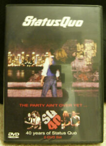 Status Quo - Rock Concert DVD's Kitchener / Waterloo Kitchener Area image 1