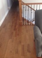 Quality trim and flooring at affordable prices