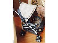 Mamas and Papas Pliko pushchair / travel system