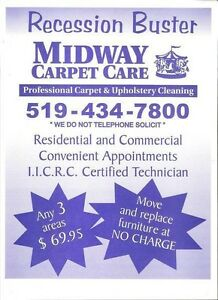Midway Carpet Care Professional Carpet And Upholstery Cleaning