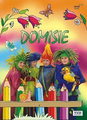Domisie (dvd / Cd) Dla Dzieci Polski Polish