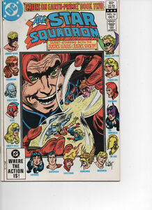 All-Star Squadron Comics