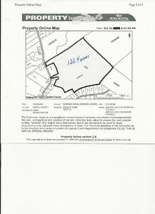 Reduced - 122 Acres in Enfield Zoned R-1 for Development