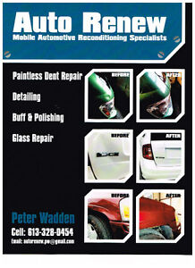 Automobile Dent Repair