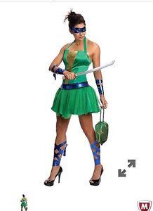 Women's ninja turtle costumes (x2)