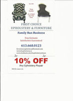 First Choice Upholstery and Furniture