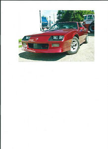BEAUTIFUL 1988 CAMARO Z28 IROC-Z - MUST SELL