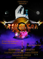"Indie Short Film on DVD: ""WE JUST HAVE TO CRY"""