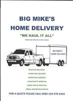 Big Mike's Home Delivery