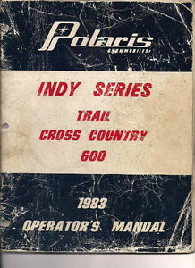 1983 Indy trail