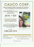Calico Corp. Home and Office Cleaning