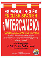 Spanish/English Conversation Exchange (Kelowna)