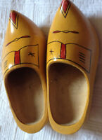 AUTHENTIC DUTCH WOODEN SHOES ...SMALL