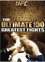 UFC Fight DVD and Blue Ray