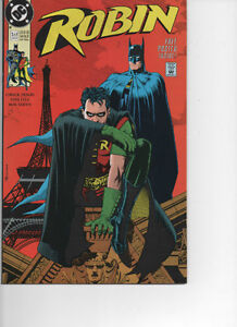 Robin (5 part series 1991) Comics