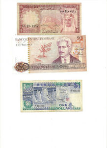 Older Foreign Currency
