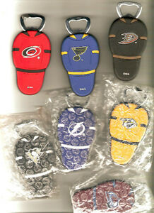 Coors hockey puck openers and sweater openers to sell or trade St. John's Newfoundland image 3