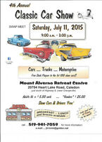 Classic Car, Truck & Motorcycle Show and Swap Meet