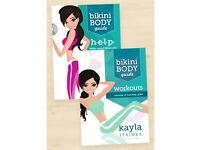 Kayla Itsines BBG 1 Full Bikini Body Guide Vol 1 Fitness