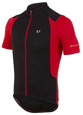 Pearl Izumi Seleccionar Carrera Bicicleta Maillot de Ciclismo Negro / True Rojo