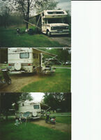 24 Ft Holidaire Motorhome / Ford Powered