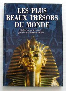 «  Les  PLUS  BEAUX  TRÉSORS  du  MONDE »