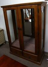 Stock clearance!!--Display cabinet brown for sale(C015B) Wayville Unley Area Preview