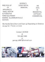 George's metal recycling