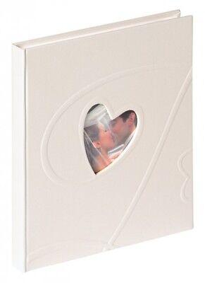 Walther Hochzeits Gästebuch AMORE Fotalbum Gästealbum Album Hochzeitsalbum 144 S