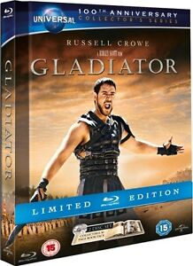 Gladiator - Limited Edition Digibook [Blu-ray] [2000]