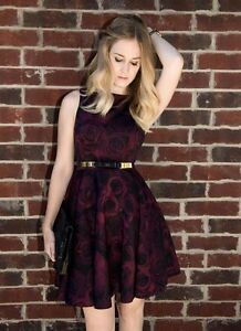 Elle by RW and Co floral dress St. John's Newfoundland image 4