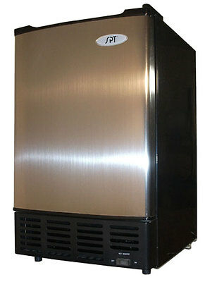 Sunpentown Spt 12 Lbs. Stainless Steel Undercounter Ice Maker -im-150us-on Sale