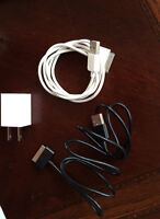 Logix Sync and Charge Cable (iPhone, iPad, iPod chargers)