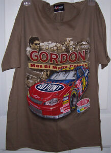 Jeff Gordon Nascar Racing Large Tee Shirt London Ontario image 1